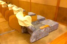 漫画コーナー椅子